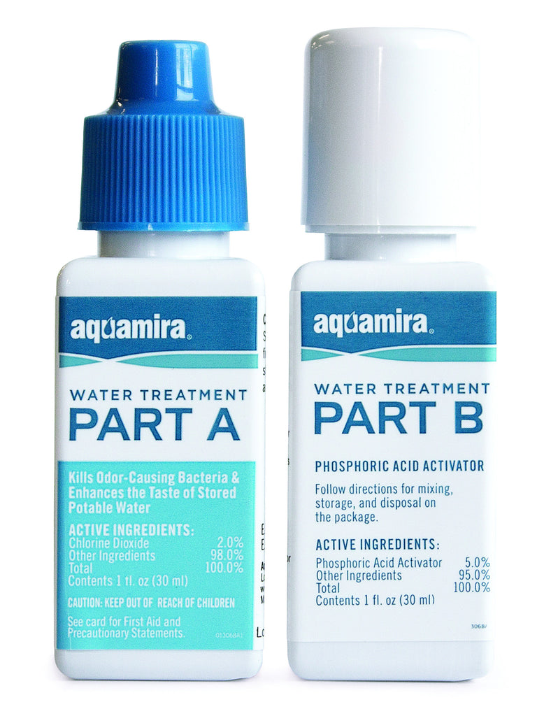 Aquamira Water Treatment Drops (1 oz) - Forge Survival Supply - lowest price