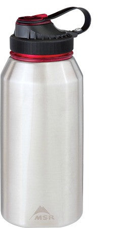MSR Alpine One (1) Liter Stainless Steel Water Bottle - Forge Survival Supply