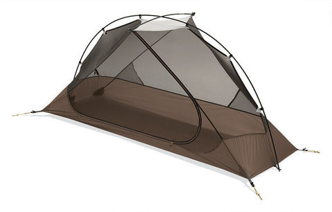 MSR Carbon Reflex 1 Ultralight Solo Tent