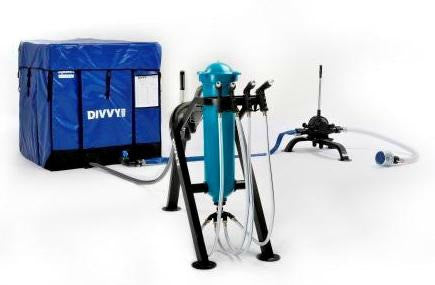 Aquamira DIVVY 250 Emergency Water Purification and Storage System - Forge Survival Supply