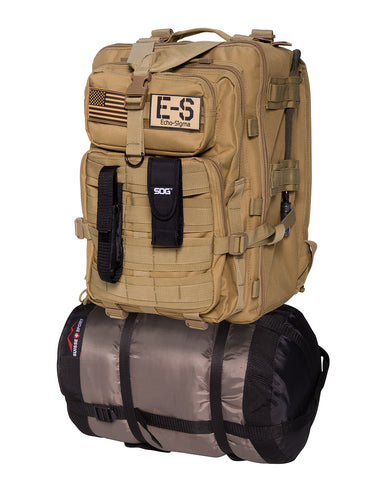 Echo-Sigma Emergency Bug Out Bag - Forge Survival Supply - lowest price