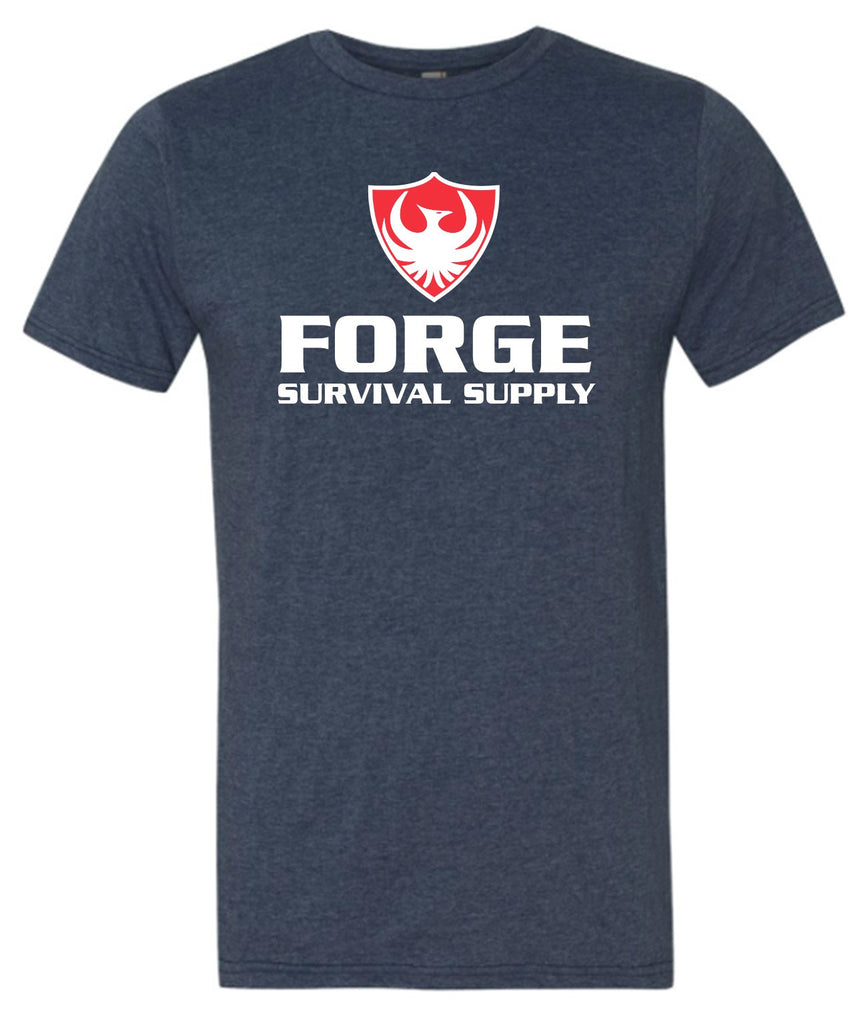Forge Shield T-Shirt - Forge Survival Supply - lowest price