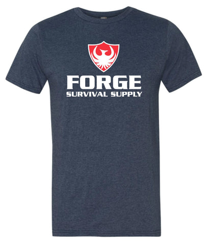 Forge Shield T-Shirt - Forge Survival Supply