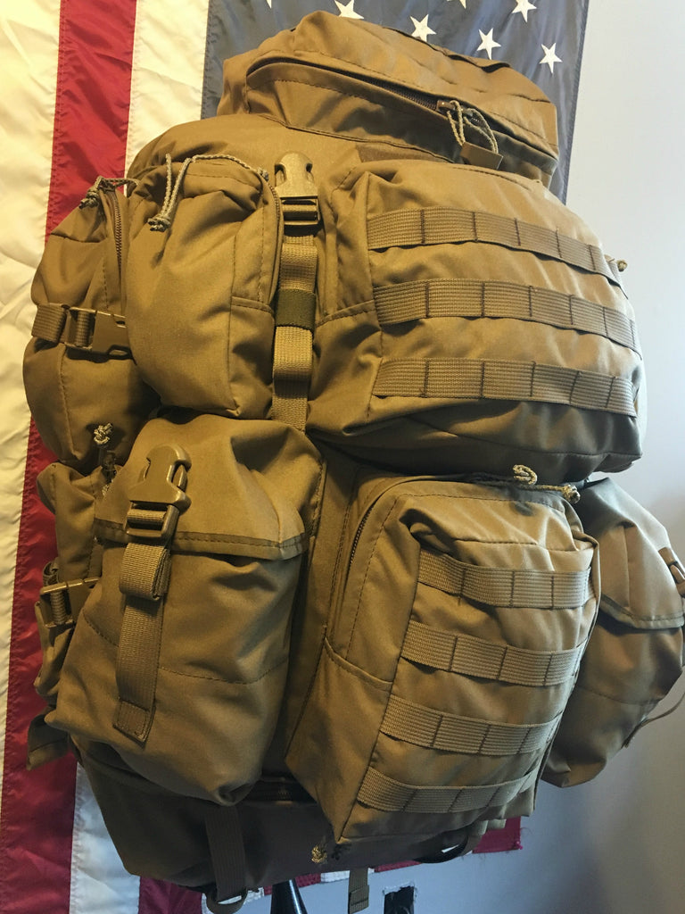 Granite 102 U.S. Special Forces Back Pack - Forge Survival Supply
