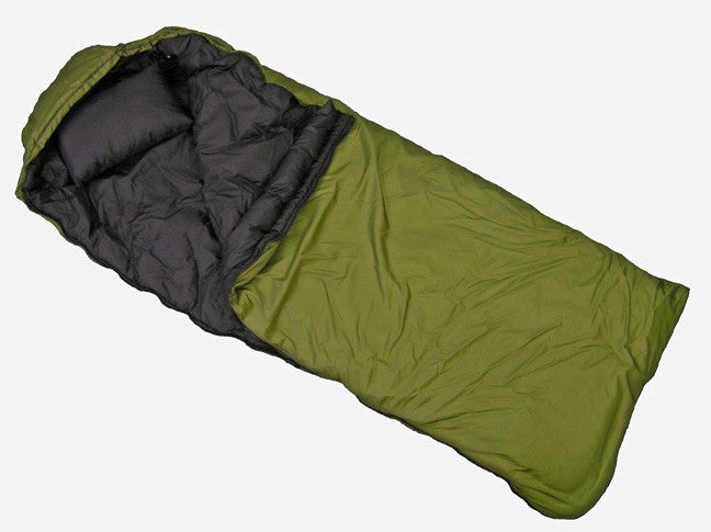 Wiggy's FTRSS Hunter Super Light 0° F Sleeping Bag with Hood - Forge Survival Supply