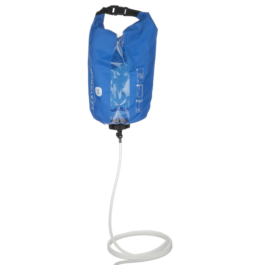 Katadyn Gravity Camp 6L Water Filter System (Six Liters)