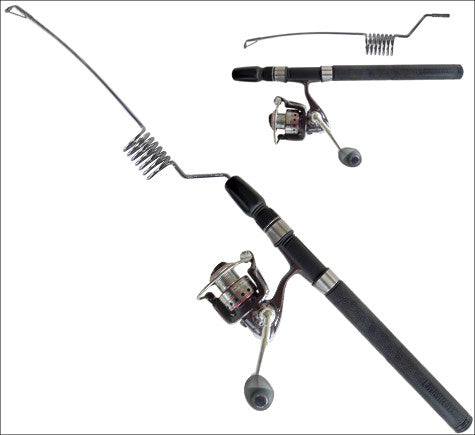 Emmrod Kayak King Spin Rod with Zebco Reel