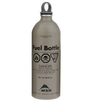 MSR Military 22-oz Fuel Bottle - Forge Survival Supply
