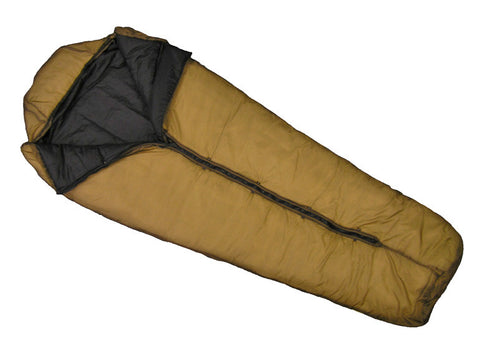Wiggy's Center-Zip Military Sleeping Bag Bivvy Combo - Forge Survival Supply