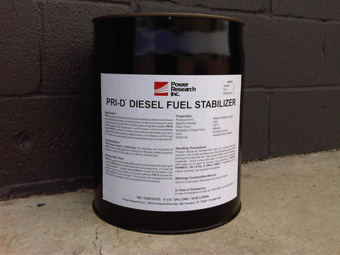 PRI-D Five (5) Gallon Diesel Fuel Stabilizer - Forge Survival Supply