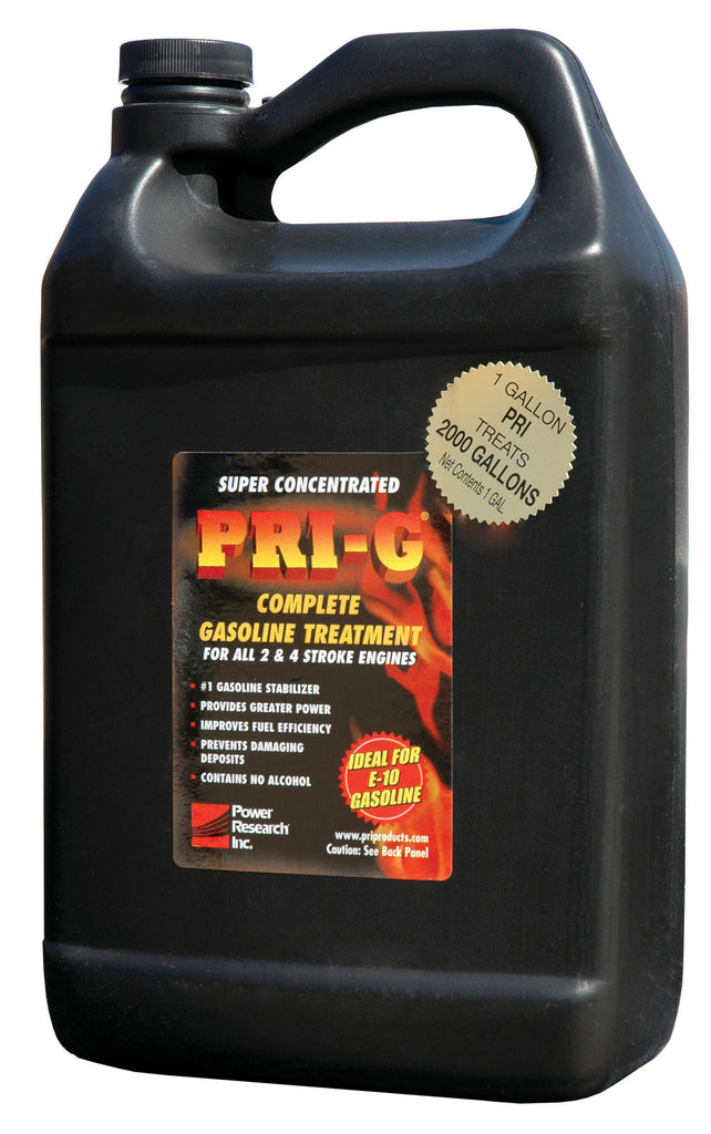 PRI-G Gasoline One (1) Gallon - Forge Survival Supply