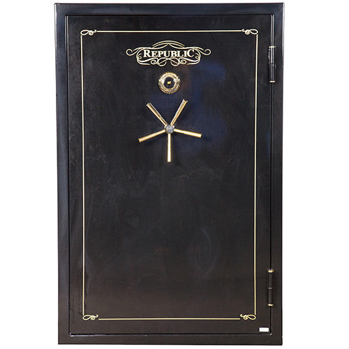 Hollon Republic Series Gun Safe (39C) - Forge Survival Supply