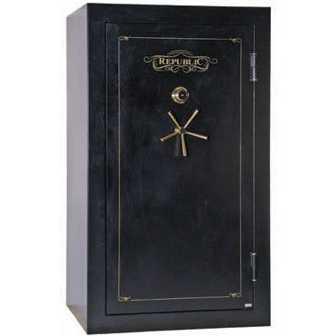 Hollon Republic Series Gun Safe (45C) - Forge Survival Supply