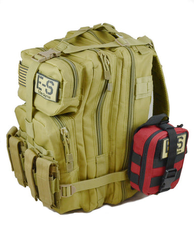 Echo-Sigma Ranger Range Bag (with Compact Trauma Kit) - Forge Survival Supply