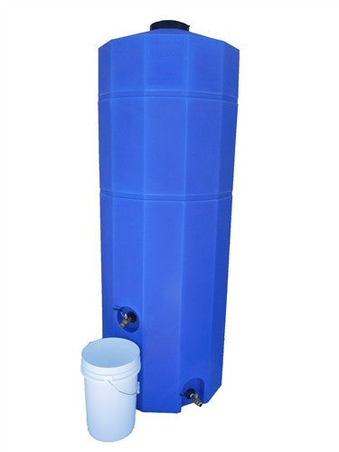 Ultimate 250 Gallon Emergency Water Tank Forge Survival Supply