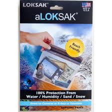 "LOKSAK - Dry Bag ( 6.5"" x 6"") - Forge Survival Supply"