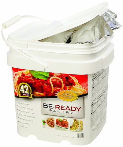 AlpineAire Be Ready Pantry 14-Day Meal Kit - Forge Survival Supply - lowest price