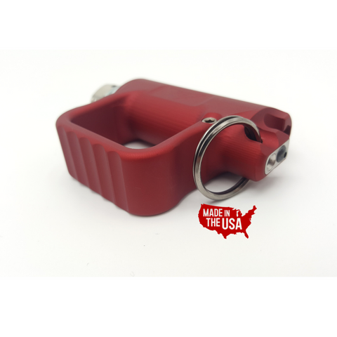Anvil Red EDC Bic Lighter Carrier - Multi Tool - Survival Tool