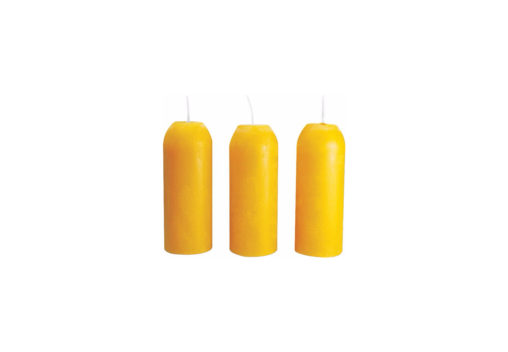 UCO 12-Hour Beeswax Candle (Pack of 3)