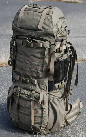 Eberlestock Destroyer Tactical Backpack (Coyote Brown) - Forge Survival Supply