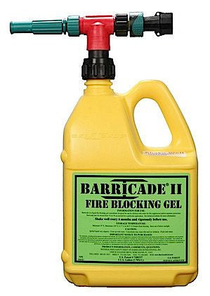 Barricade Fire Gel Home Defense System - Forge Survival Supply - lowest price