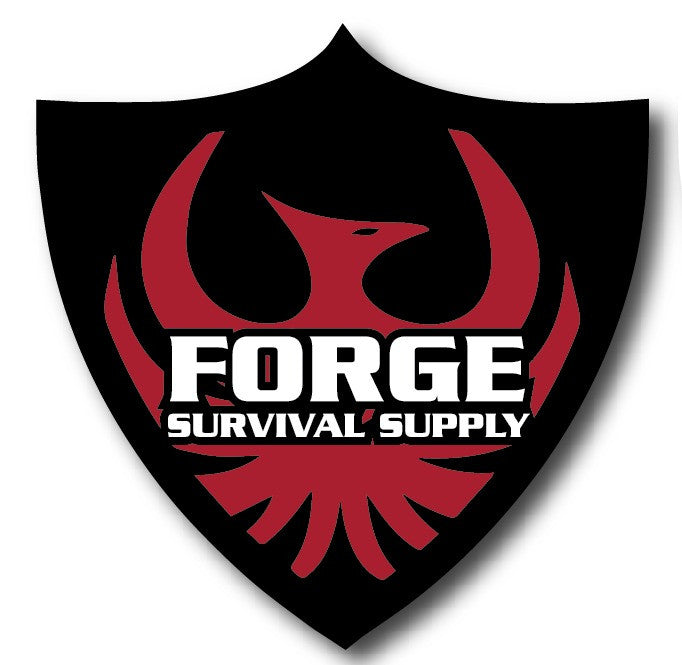Forge Survival Supply Sticker - Forge Survival Supply