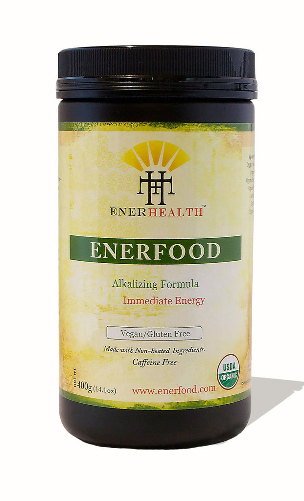 EnerHealth Enerfood Organic Superfood 14 oz