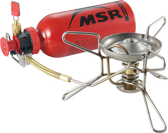 MSR Whisperlite Stove - Forge Survival Supply