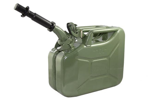 Wavian Nato 2.5-Gallon Jerry Can OD (Green) - Forge Survival Supply