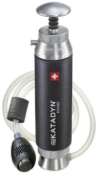 Katadyn Pocket Microfilter - Forge Survival Supply