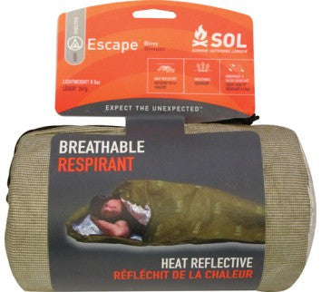 Survive Outdoors Longer Escape Bivvy - Forge Survival Supply