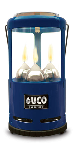 UCO Candlelier Lantern (3 Candle Power) - Forge Survival Supply