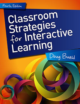 Classroom Strategies for Interactive Learning, 4/e-Paperback-Stenhouse Publishers-The Library Marketplace