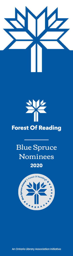 Blue Spruce Bookmarks (10/Pack)