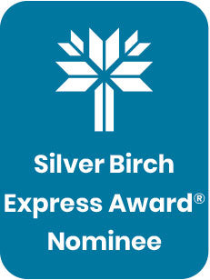 Silver Birch Express Spine Labels
