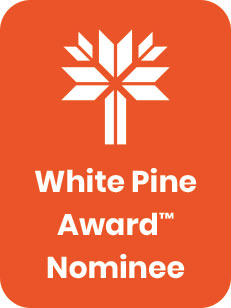 White Pine Spine Labels