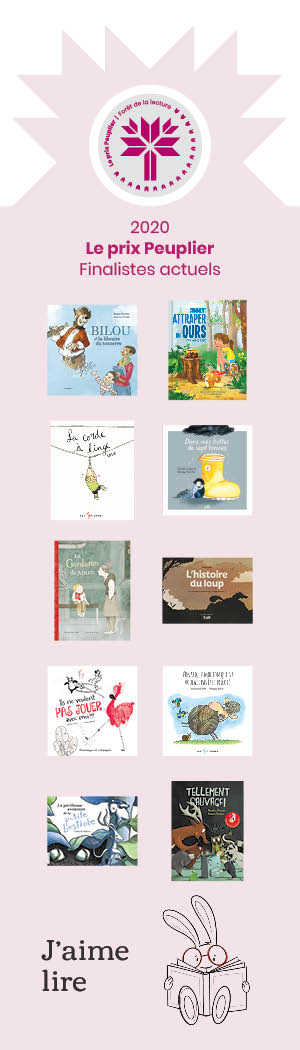 Le Prix Peuplier Bookmarks (10/Pack)