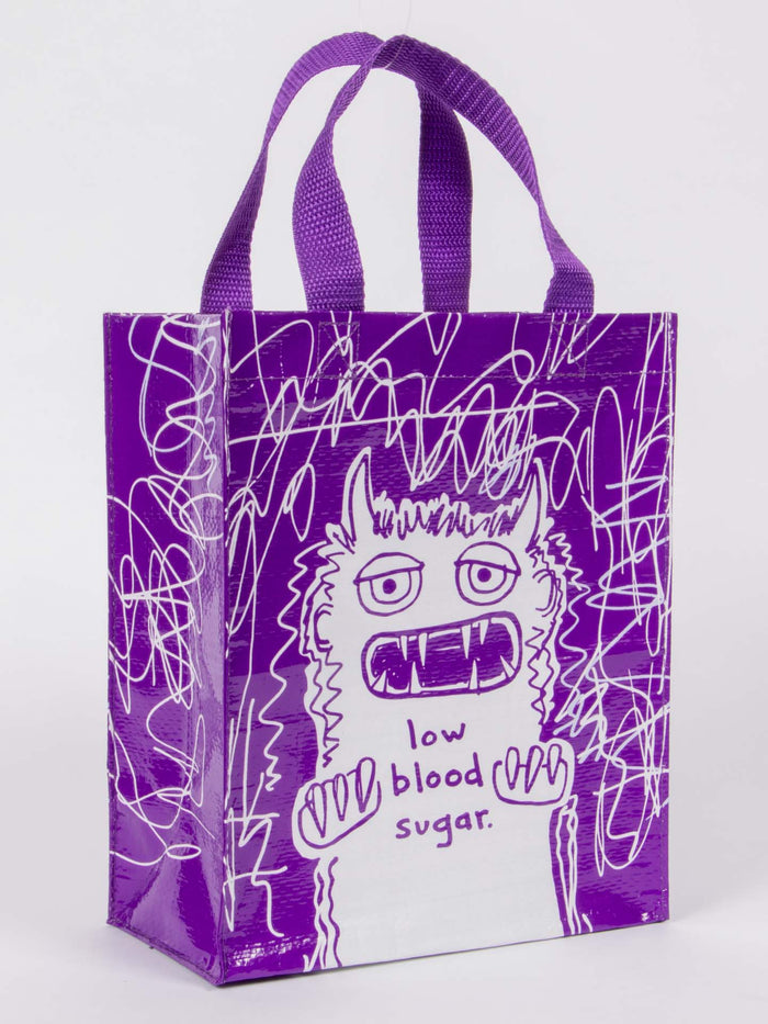 Low Blood Sugar Lunch Handy Tote