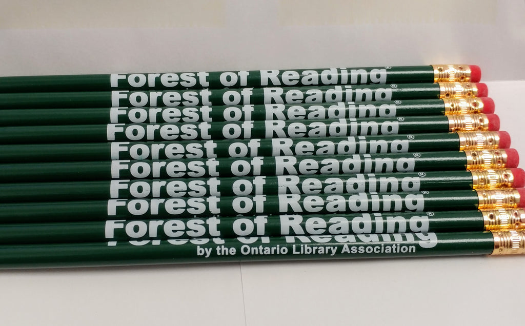 Forest of Reading Pencils-Pencils-Forest of Reading-The Library Marketplace