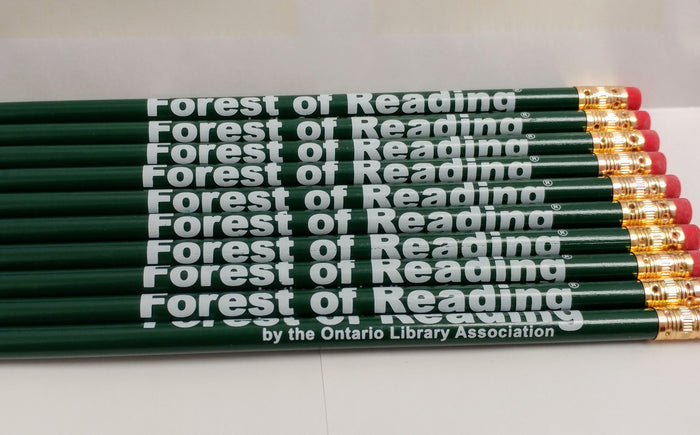 Forest of Reading Pencils (10/Pack)