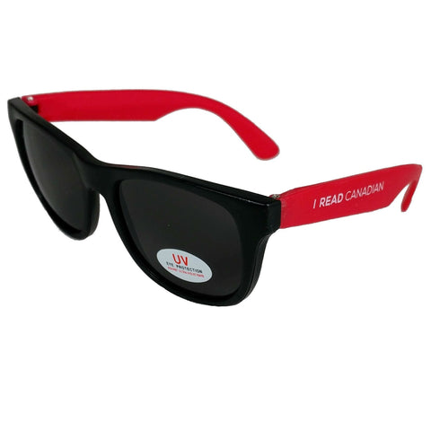 I Read Canadian™ Youth Sunglasses-Sunglasses-Forest of Reading-The Library Marketplace