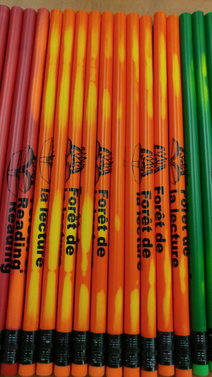 Forest of Reading/Forêt de la lecture Mood Pencils (10/Pack)