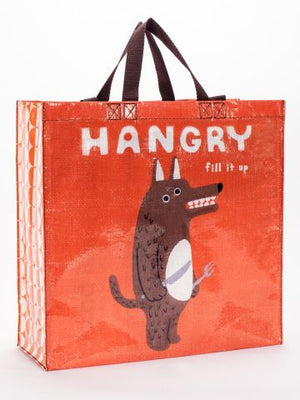 Hangry Shopper-Shopper-Blue Q-The Library Marketplace