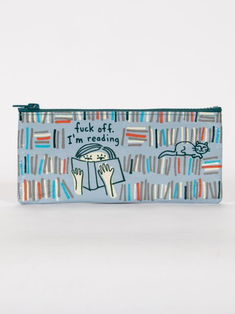 F*** Off, I'm Reading Pencil Case
