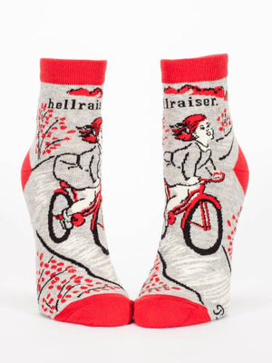 Hellraiser Socks-Socks-Blue Q-The Library Marketplace