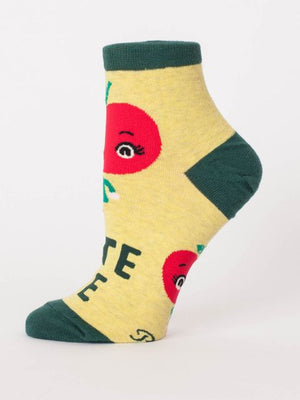 Bite Me Socks - The Library Marketplace
