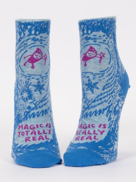 Magic is Real Socks