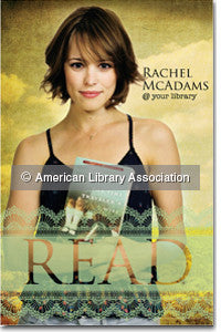 Rachel McAdams Poster - The Library Marketplace