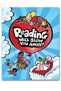 Captain Underpants Reading - The Library Marketplace