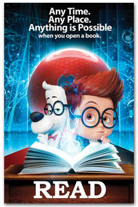 Mr. Peabody & Sherman Poster - The Library Marketplace